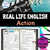 Real World English Projects: Action!