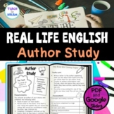 Real World English Projects: Author Study