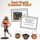 Real-World Grammar Fails Task Cards BUNLDE, FREE UPDATES