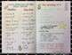 Real World Integers - Doodle Note Brochure for Interactive Notebooks