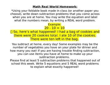 Real World Math!!