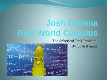 Real World Math - Calculus Integration
