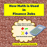 Real World Math - How Math is Used in Finance Jobs