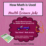 Real World Math - How Math is Used in Health Science & Medical Careers