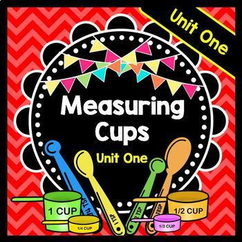 Life Skills Real World Math: Measuring Cups, Recipes and C