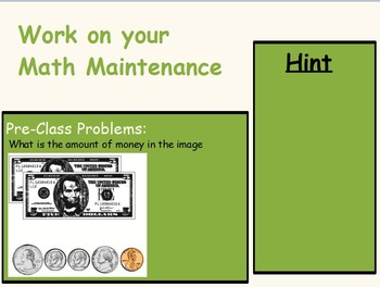 Real World Math (POWERPOINT) - Deli CBI; Life Skills Math