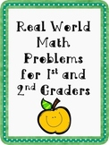 Real World Math Problems Homework Enrichment