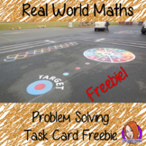 Real World Maths Problem Solving Task