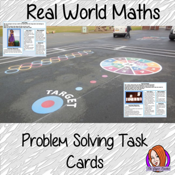 Real World Maths Task Cards