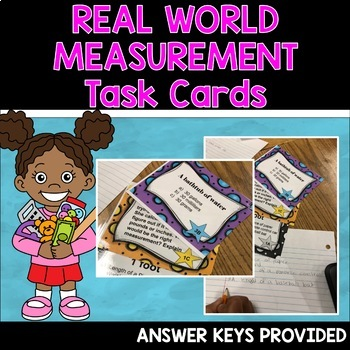 Real World Measurements Bundle