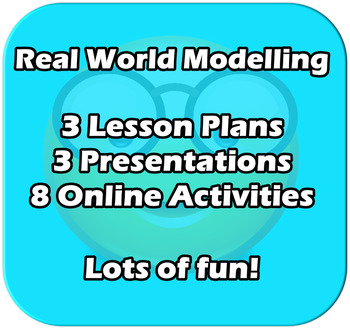 Real World Modelling - Elementary Computer Studies Unit - EDITABLE