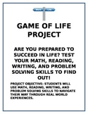 Real World Project: Game of Life