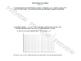 Real World Quadratic Functions/Parabolas