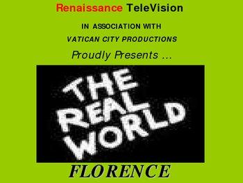 """Real World""--Renaissance and Machiavelli"