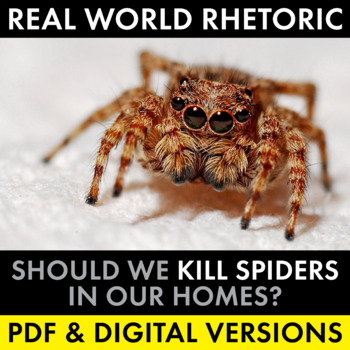 Real World Rhetoric #1, Argument Analysis of Modern Essay, Critical Thinking