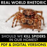 Real World Rhetoric #1, Argument Analysis of Modern Essay,