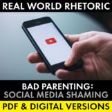 Real World Rhetoric #2, Argument Analysis of Modern Essay,