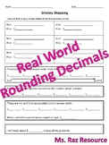 Real World - Rounding Decimals