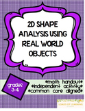 Real World Shapes Analysis