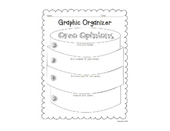 Real World Text Graphic Organizers