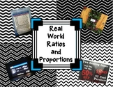 Real World Word Problems-Ratios and Proportions