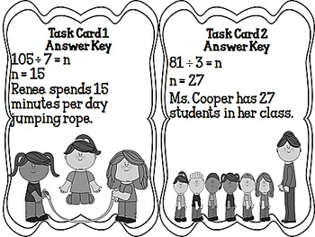Equally Speaking... Divide It Up! Real World Word Problems for CCSS 3.OA.6