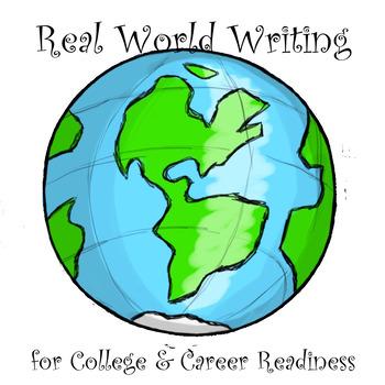 Real World Writing: Writing Regularly with Purpose