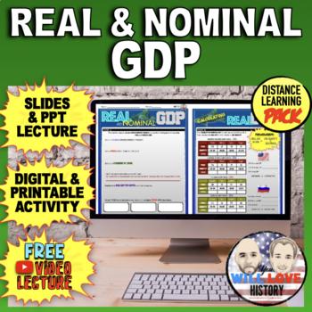 Real and Nominal GDP Bundle