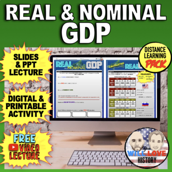 Real and Nominal GDP Bundle