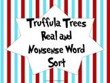 Real and Nonsense Word Sort