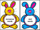 Real and Nonsense Word Sort -Bunny