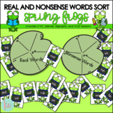 Real and Nonsense Words Sort, Spring