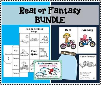 Real or Fantasy Bundle