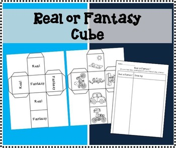 Real or Fantasy Cube