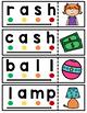 Real or Non-Sense Blending Cards - CVCC Words