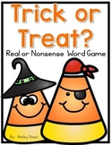 Real or Nonsense Words Decoding Game
