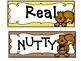 """Real or Nutty Fall """"Sh, Th, Ch, Ph"""" FREEBIE"""