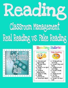 Real vs. Fake Reading