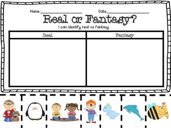 Real vs Fantasy