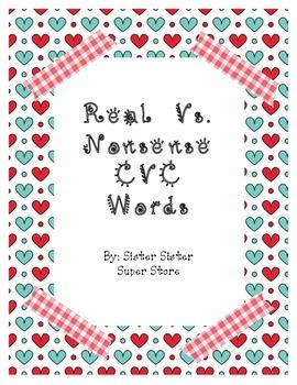 Real vs Nonsense CVC Hearts