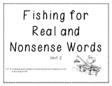 Real vs. Nonsense Word Decoding Practice 2