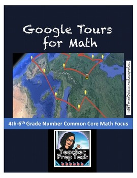 Real-world Math with Google Tours