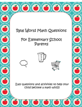 Real world math ideas for parents to build kids' mathematical reasoning skills