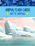 Realia Photo Animal Flash Cards - Arctic Animals