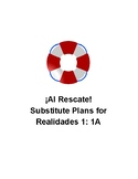 Realidades 1, 1A: Substitute Lesson Plans