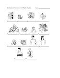 Realidades 1 1B Vocabulary Identification Practice/Quiz