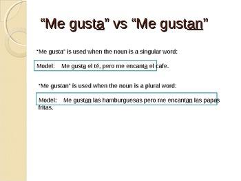 Realidades 1 - 3A Food and ER/IR verbs (Vocabulary and Grammar)