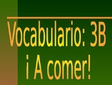 Realidades 1 3B Vocabulary Powerpoint