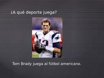 Realidades 1. 4B. Los deportes