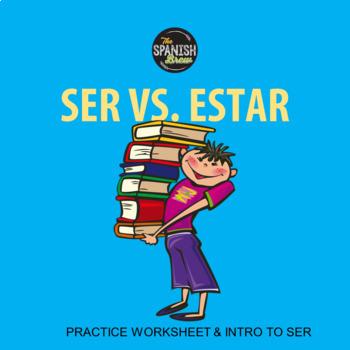 Spanish 1 Realidades 5B grammar: description of family guy using ser/ estar